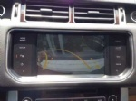 Jaguar Bosch Rear view camera system