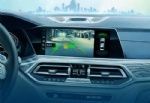 BMW 3 series MGU back up camera system interface
